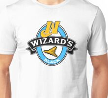 Wizard's Black Unisex T-Shirt