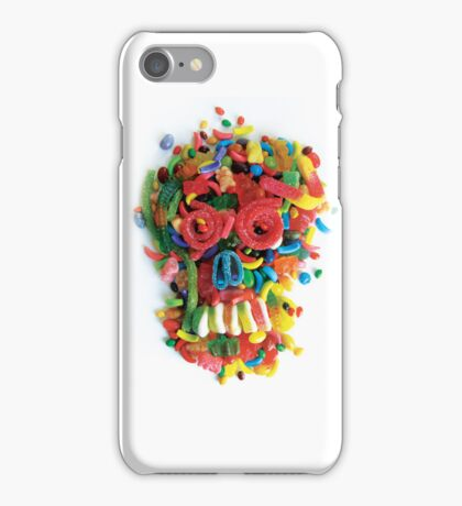 Death and Tooth Decay iPhone Case/Skin
