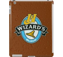 Wizard's Black iPad Case/Skin