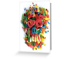 Death and Tooth Decay Greeting Card