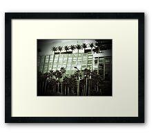 ARIA Framed Print