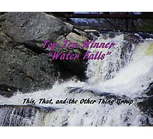 Top Ten - Water Falls Photographic Print