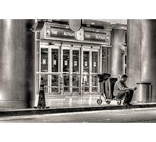 Waiting... Photographic Print