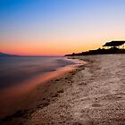 Red Sea Sunset by Mark Tisdale