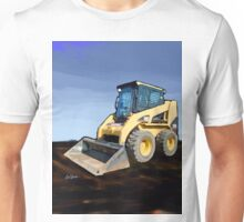 Caterpillar 236B Skid-Steer Loader Unisex T-Shirt