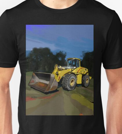 New Holland LW230B Wheel Loader Unisex T-Shirt