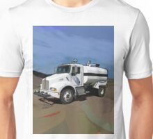 Kenworth T300 Water Truck Unisex T-Shirt