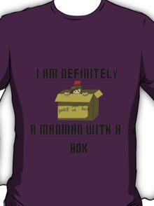 Doctor Who/Calvin and Hobbes Shirt Design T-Shirt