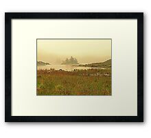Irish Mist Framed Print