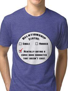 Mental Dating Tri-blend T-Shirt