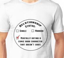 Mental Dating Unisex T-Shirt