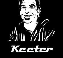 Keeter - Black by artwaste