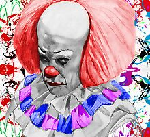 It- Pennywise by American Artist