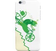 Crazy Chameleon Courier iPhone Case/Skin