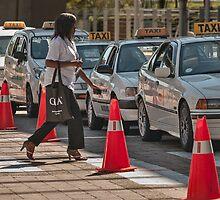 Taxi, Taxi, Taxi... by awefaul