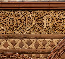 Toronto Old City Hall - Sandstone Work - 2 ©  by © Hany G. Jadaa © Prince John Photography