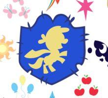 The Cutiemark Crusaders' Destiny Awaits Sticker