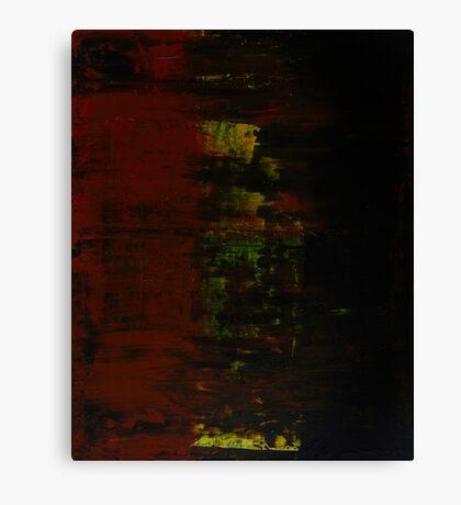 Rite of Passage Canvas Print