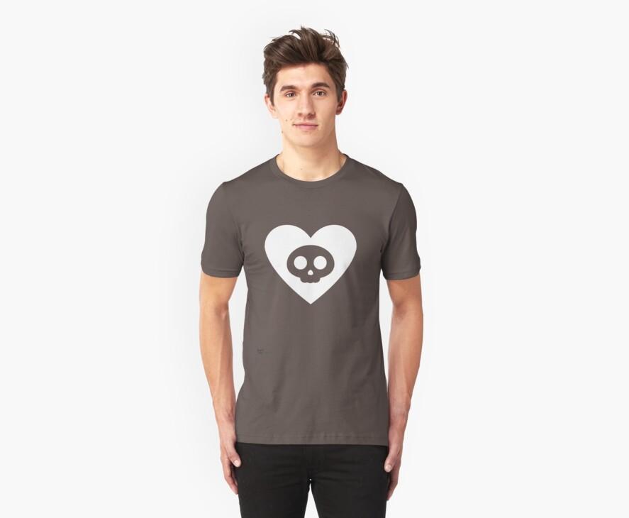 Badd Heart (Large) by ishirtkingdom