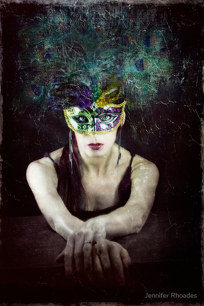 Her Bright Plumage by Jennifer Rhoades
