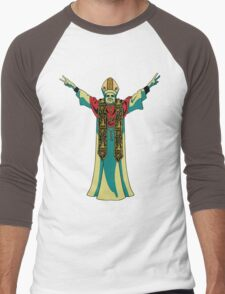Pope Out Men's Baseball ¾ T-Shirt