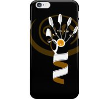 Ribbon Device (solid) iPhone Case/Skin