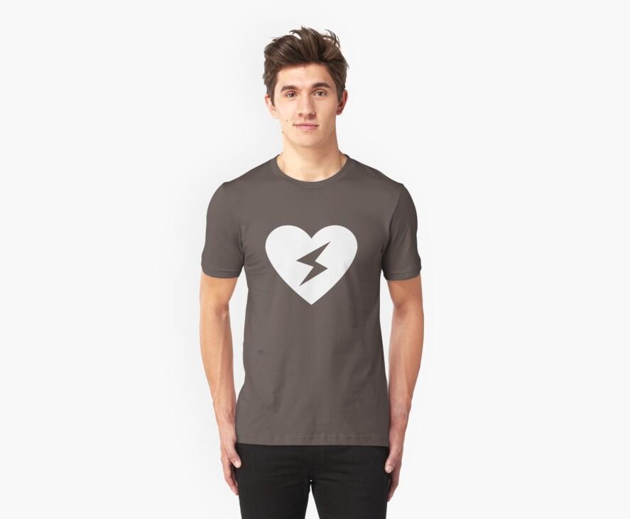 Badd Heart II (Large) by ishirtkingdom