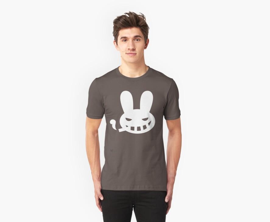 Badd Rabbit (Large) by ishirtkingdom