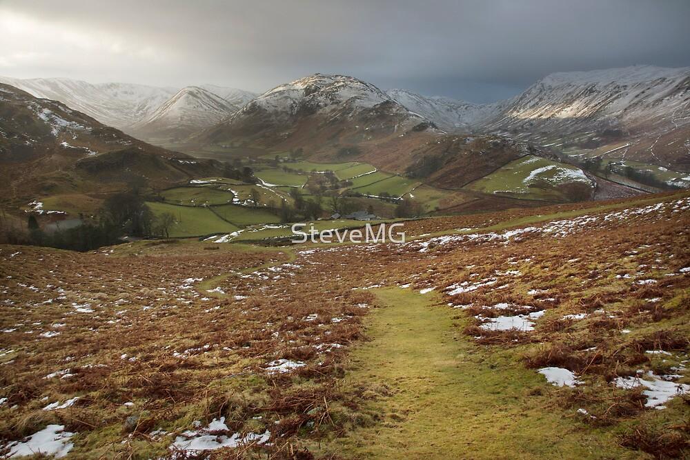 Martindale - Cumbria by SteveMG