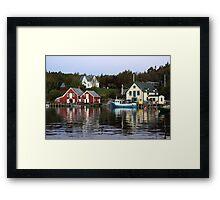 That's So Nova Scotia Framed Print