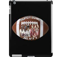 SUPER BOWL IPAD CASE iPad Case/Skin