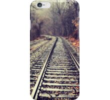 Walking Trax iPhone Case/Skin