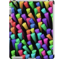 ☝ ☞ COLOUR PEGS IPAD CASE☝ ☞ iPad Case/Skin