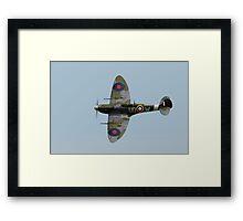 Finucane's Spitfire Vb Framed Print