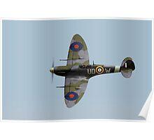 Finucane's Spitfire Vb Poster