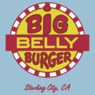Big Belly Burger by ottou812