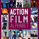 Action Film Alphabet by Stephen Wildish