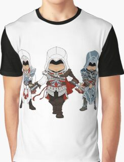 Assassin Legacy Graphic T-Shirt