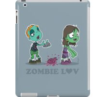 Zombie Love 4 iPad iPad Case/Skin