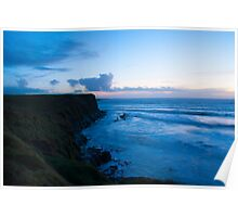 Lahinch Valentines Day Sunset Poster
