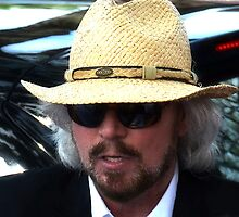 Barry Gibb  by KeepsakesPhotography Michael Rowley