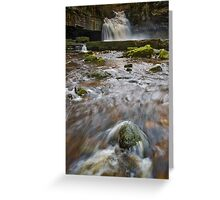 Cauldron Falls (2) Greeting Card