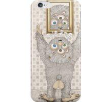 My best friend Monster iPhone Case/Skin
