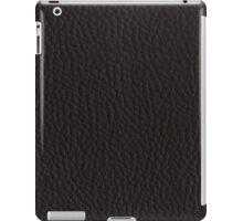 Brown leather iPad Case/Skin