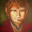 Bilbo Baggins by Hilary Robinson