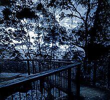 Dark Path by GeoffSporne