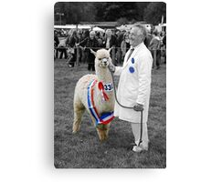 Northumberland Show 2012 Canvas Print