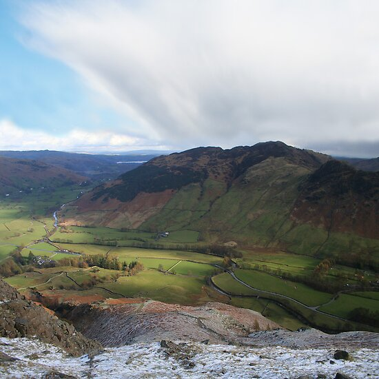 Langdale by Jim Barter