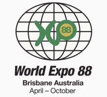 Expo 88 Baby Tee