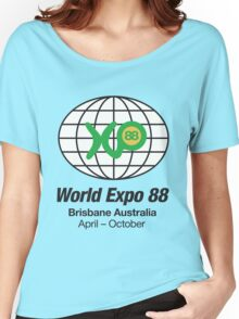 Expo 88 Women's Relaxed Fit T-Shirt